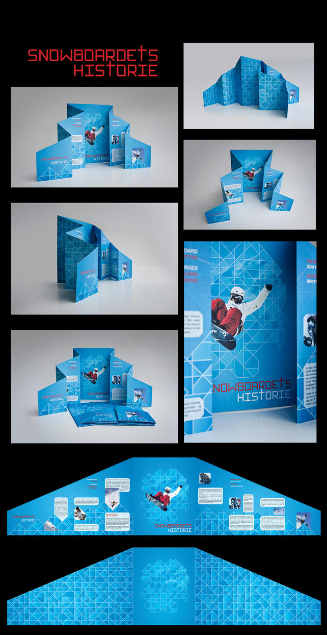 Snowboard brochure by olekur