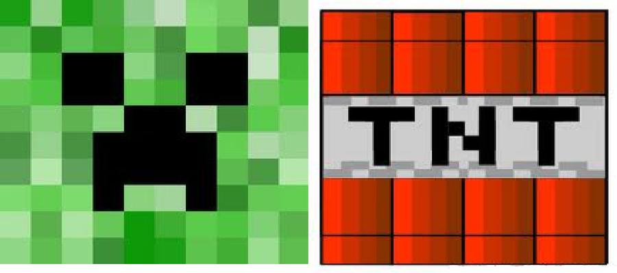 Minecraft Tnt Wallpaper The