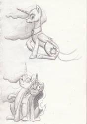 Celestia Sketches