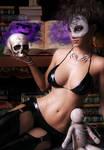 Nefisa Skull