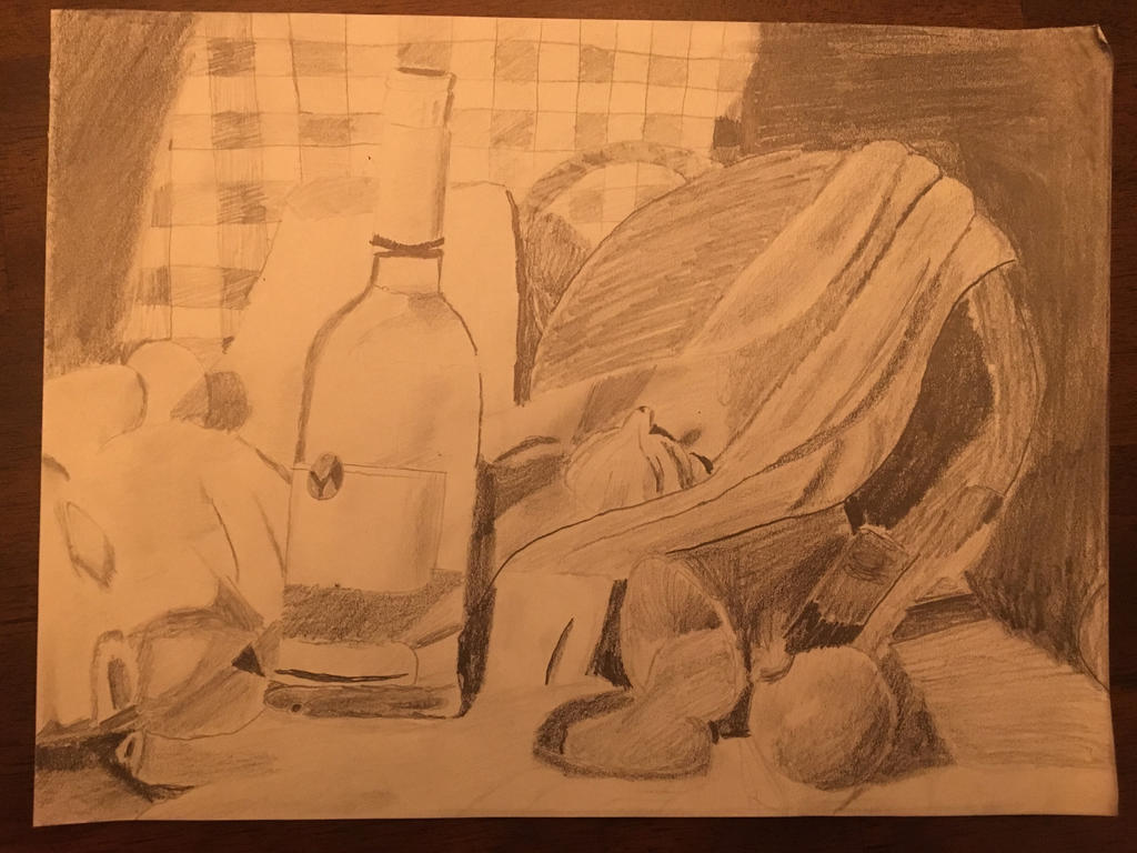 Still life project by Drogoz108