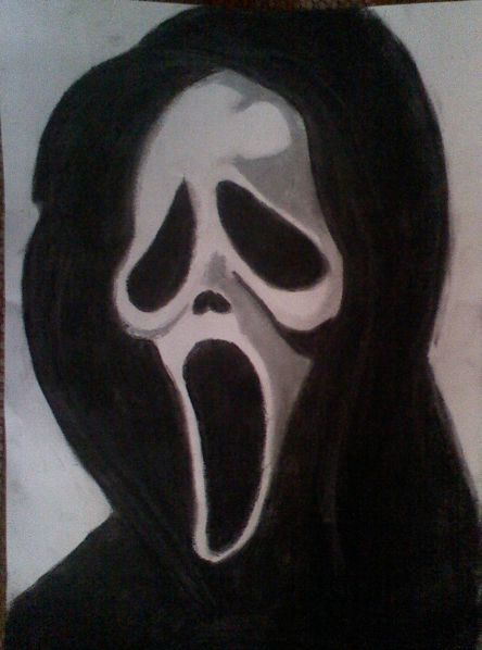 Scream by DanloS