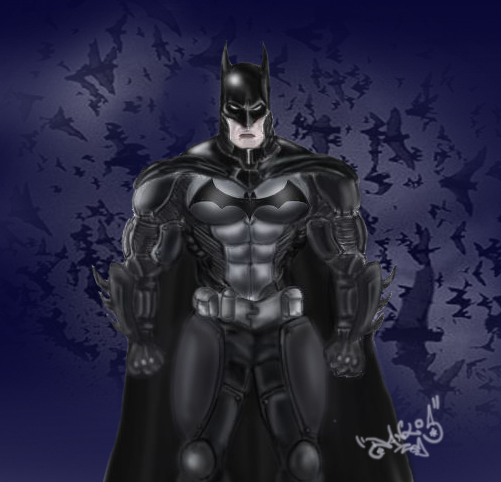 Batman by DanloS