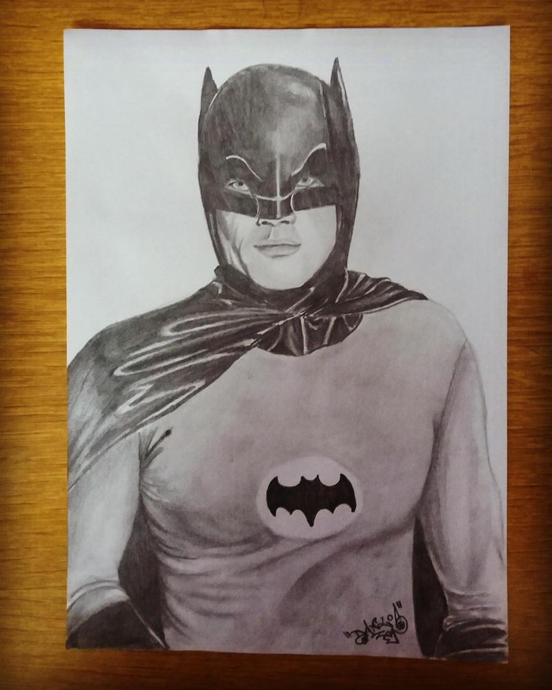Batman 1966 by DanloS