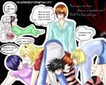 Death Note +Twister+