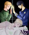 Kirk/Spock - Cosmic Love