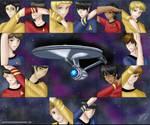 OTP ST Group! - Kirk Hearts Everyone! by KatsuyaCrimson