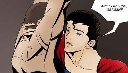 Superbat - Batman V Superman by KatsuyaCrimson