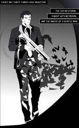Mr. Wayne - John Wick by KatsuyaCrimson