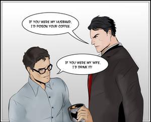 SuperBat Husbands