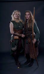 Elves and Rangers