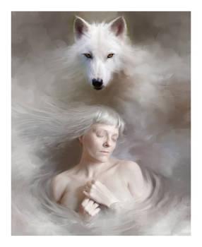 Lupo Bianco By L E N T E S C U R A