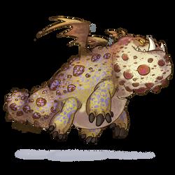 HTTYD2Collab - Meatlug by StacyLeFevre