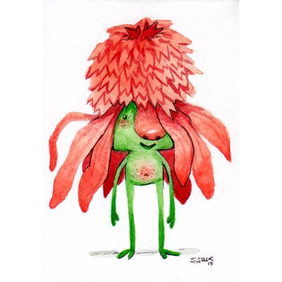 Sprite - Echinacea by StacyLeFevre