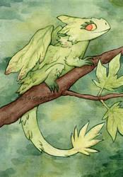 Leaf Dragon - #KMBirthday2021