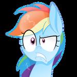 WTF Rainbow Dash