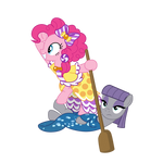 Pinkie and Maud - Maud is best boat! - (cleaned)