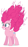 Pinkie Pie Mane and Tail Poing by PonyHD
