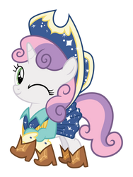 Showvector - Cowgirl Sweetiebelle
