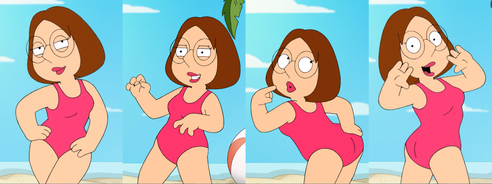 family guy lois nude pussy