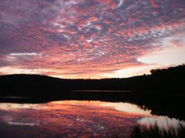 Night Sky by LoneWolf0628