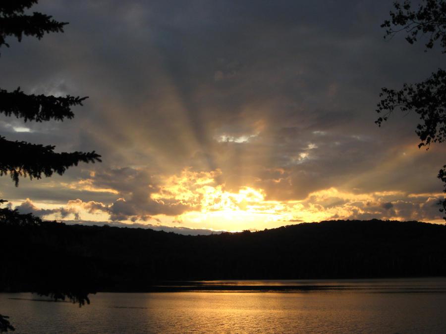 Rays by LoneWolf0628