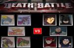 Death Battle: DaiKaiju Warriors Vs. Justice League
