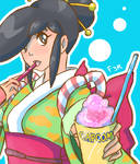 Capcom Waterice by ED-FOKK3R
