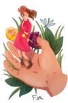 Arrietty by ED-FOKK3R