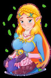 Zelda by ED-FOKK3R
