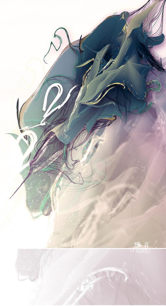 Unicorn by darkarchmage