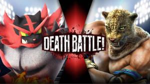 Incineroar vs. King