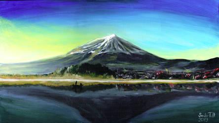 Mountanside by sandertulk