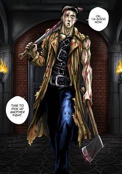 Onepunch man- Zombieman
