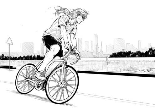 Biking- inktober 2019