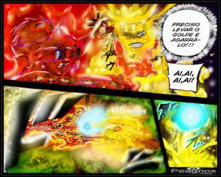 Naruto Shippuuden by Peagnox