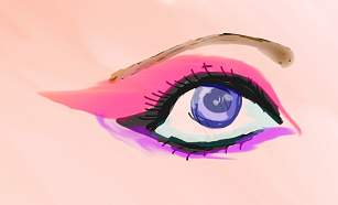 Eye by VioletIntensivTrauma