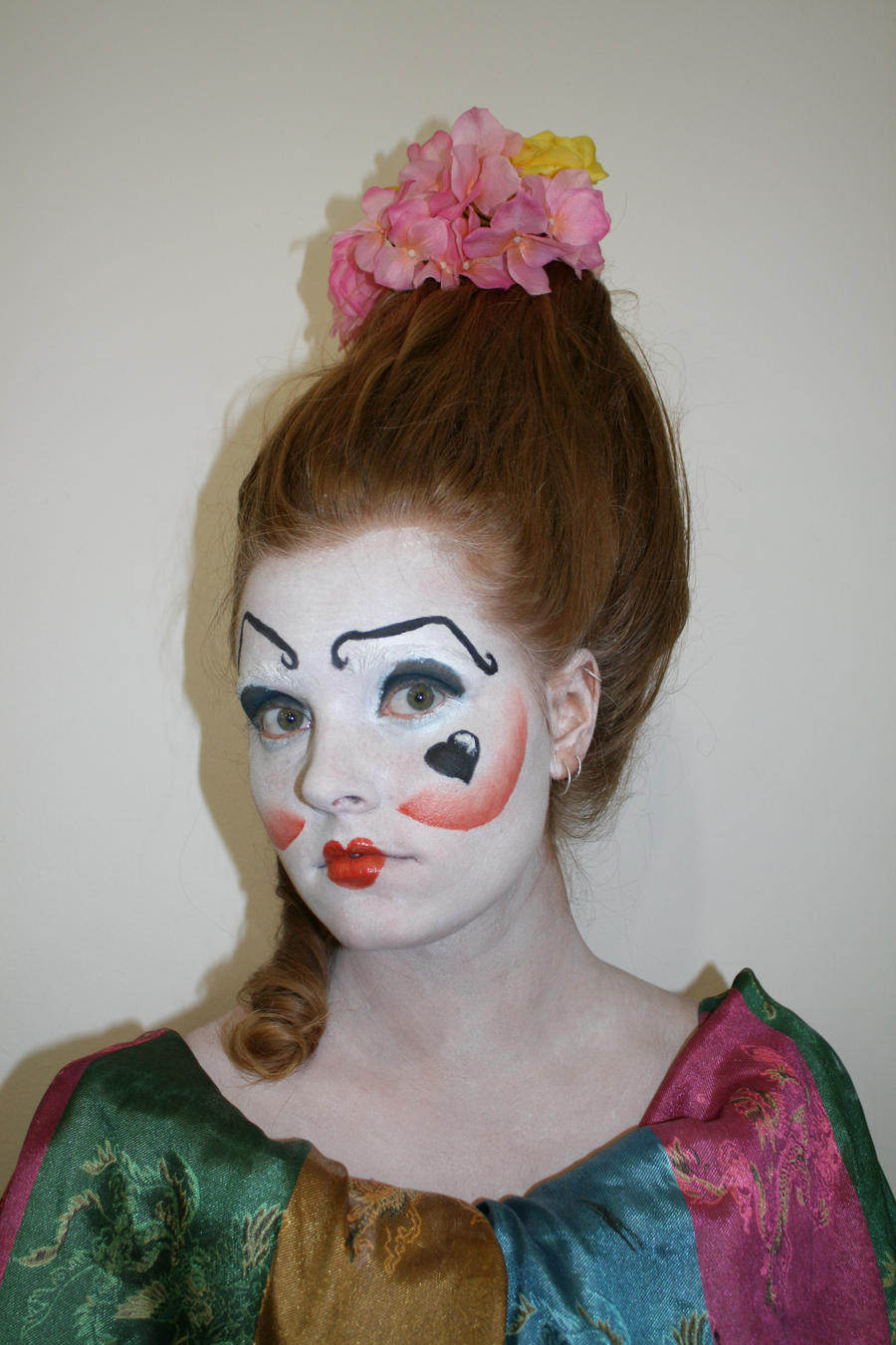Tiffany Dean Makeup Artist - 1700s Theatrical by ...