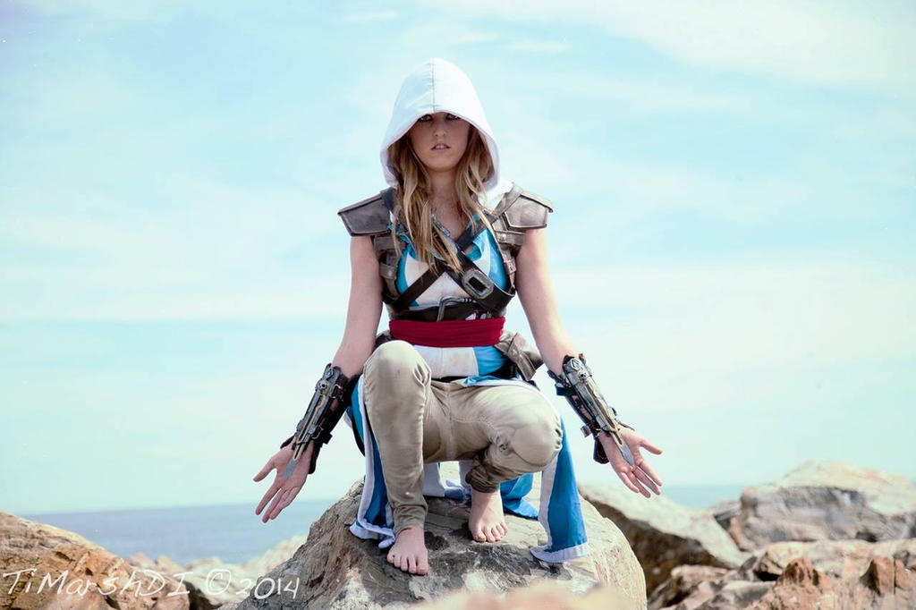 Lady Kenway Assassin's Creed IV Black Flag Cosplay by BabyGirlFallenAngel