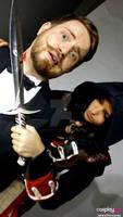 Assassin's Creed Rogue vs the Hobbit BTS Fun