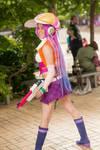 Arcade Miss Fortune by Tiffany Dean Cosplay LoL