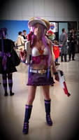 Leauge of Legends Arcade Miss Fortune Tiffany Dean