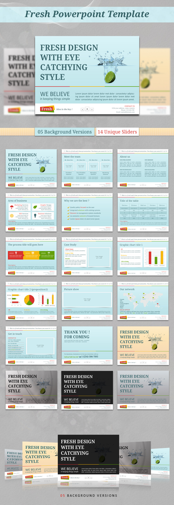 Fresh powerpoint template by kh2838 on deviantart fresh powerpoint template by kh2838 fresh powerpoint template by kh2838 toneelgroepblik Image collections