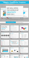 Simplex PowerPoint Template