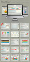Graphika PowerPoint Template by kh2838