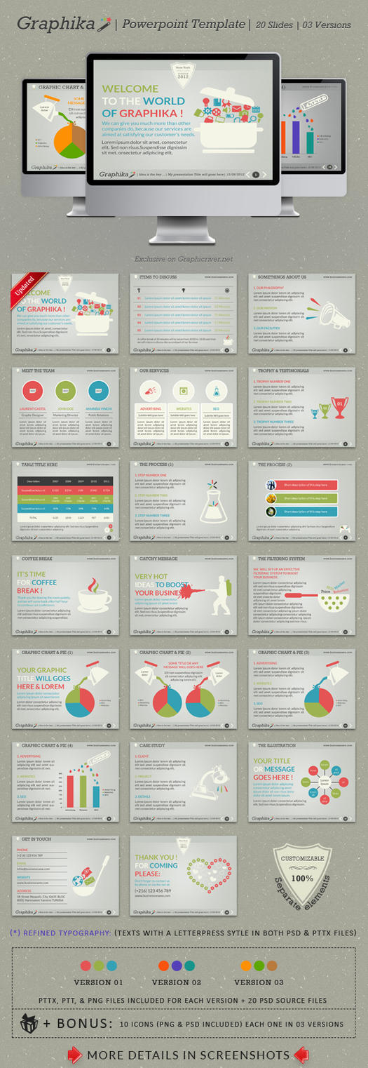 Graphika powerpoint template by kh2838 on deviantart graphika powerpoint template by kh2838 toneelgroepblik Images