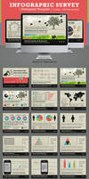Infographic Survey Powerpoint Template