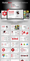 Marketbees PowerPoint Template