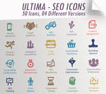 Ultima SEO Services Icons