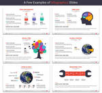 Powerpoint Business Infographics Set